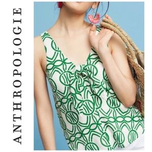 NWT!  Anthropologie Flowing Top